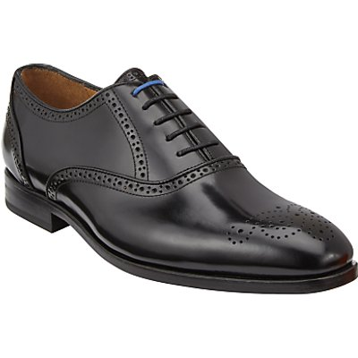 Paul Smith Gilbert Oxford Shoes, Black