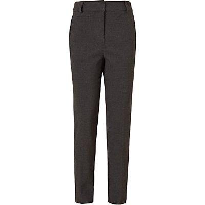 John Lewis Girls' Adjustable Waist Slim Leg Trousers