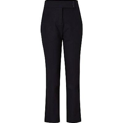 John Lewis Girls' Adjustable Waist Button School Trousers