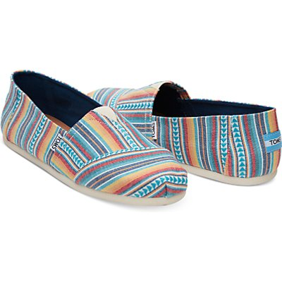 TOMS Multi Tree Espadrilles, Multi