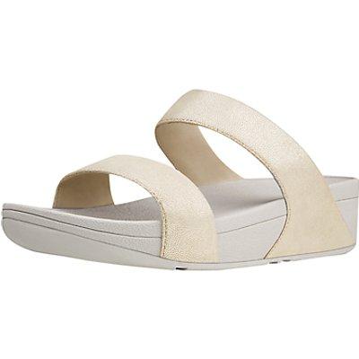 FitFlop Shimmy Suede Slide Sandals