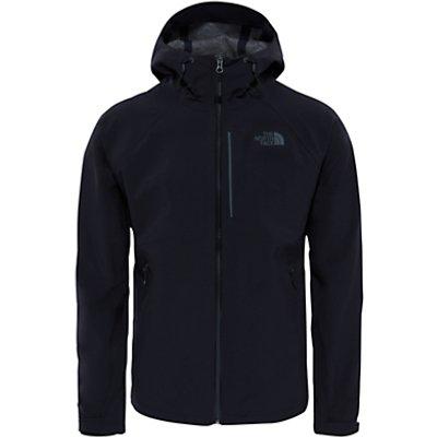 The North Face Apex Flex Shell Jacket, Black