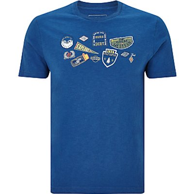 John Lewis Camping Badge T-Shirt