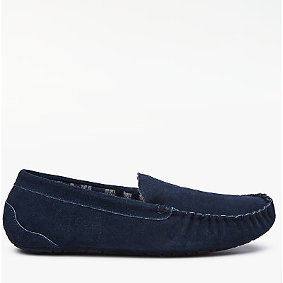 John Lewis Alfred Checked Slippers