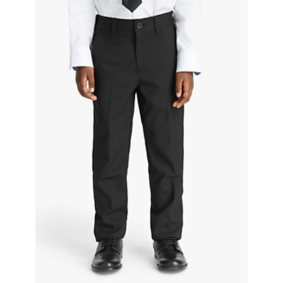 John Lewis Heirloom Collection Boys' Suit Trousers, Black