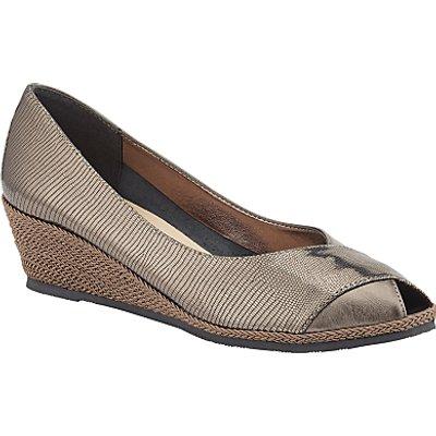 John Lewis Imogen 2 Wedge Heeled Sandals