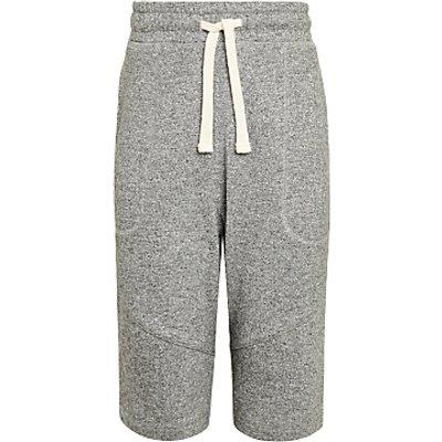 John Lewis Childrens' Sweat Shorts, Grey