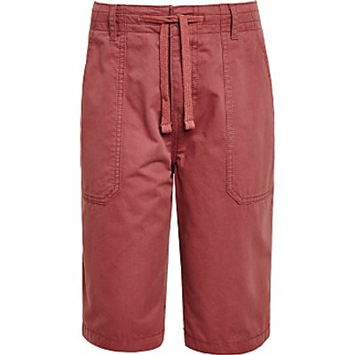 John Lewis Childrens' Relaxed Shorts, Pink