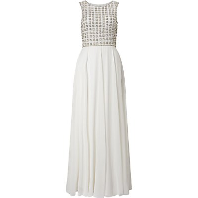 Phase Eight Bridal Caleigh Wedding Dress, Cream