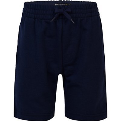 Lyle & Scott Boys' Classic Sweat Shorts, Deep Indigo