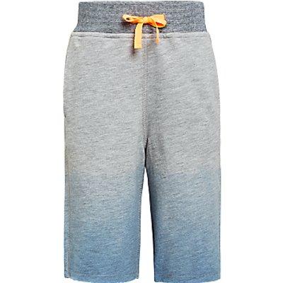 John Lewis Boys' Dip Dye Shorts, Blue