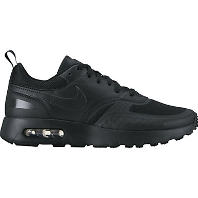 Nike Children's Air Max Vision Trainers, Black