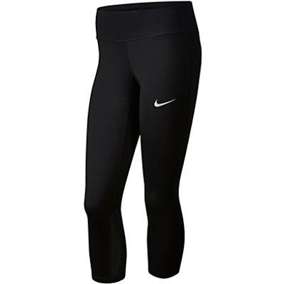Nike Power Epic Run Cropped Running Tights  Black - 676556054851