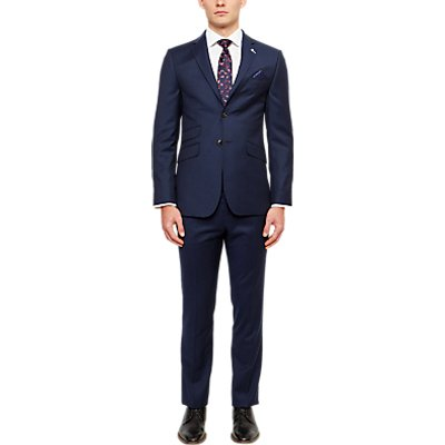 Ted Baker Berimaj Tailored Fit Suit Jacket, Navy