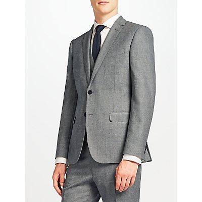 Kin by John Lewis Clifton Slim Fit Suit Jacket, Grey