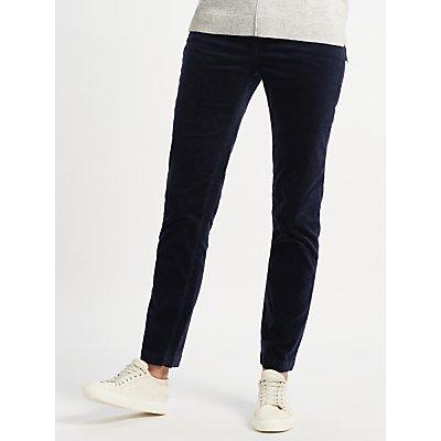 John Lewis Corduroy Straight Leg Trousers