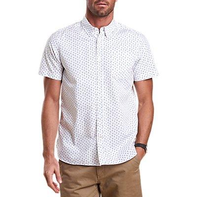 Barbour Lifestyle Sail Shirt, White