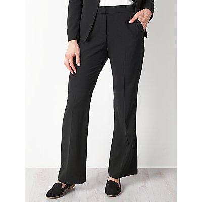 John Lewis Eva Crepe Bootcut Trousers