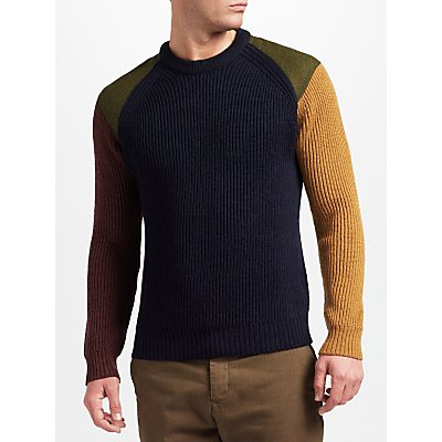 JOHN LEWIS & Co. Made in England Hunting Jumper, Navy