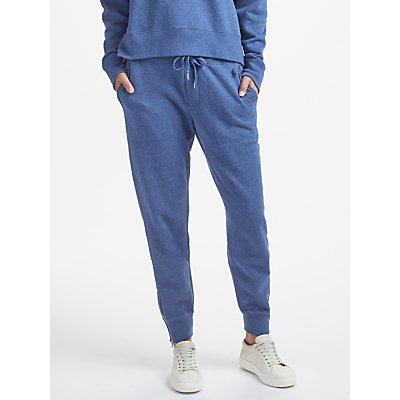 Polo Ralph Lauren Fleece Jogger Pants, Blue Heather