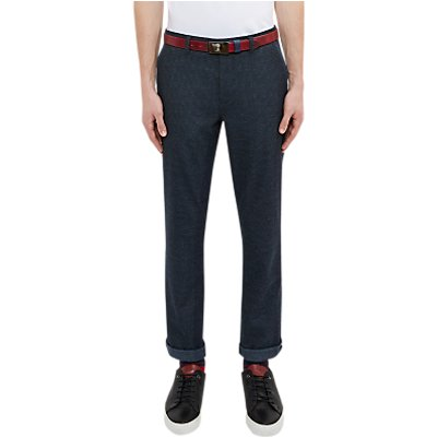 Ted Baker Golf Ondaway Woven Water Repellent Trousers, Navy