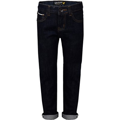 Lyle & Scott Boys' Classic Slim Fit Jeans, Denim