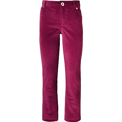 John Lewis Girls' Moleskin Trousers