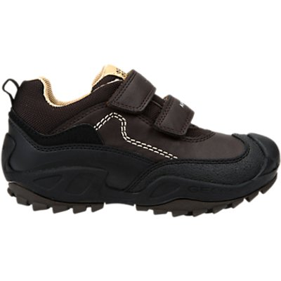 Geox Children's Savage Waterproof Shoes, Brown
