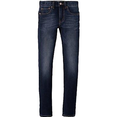 Levi's Boys' 510 Skinny Fit Denim Jeans, Faded Indigo