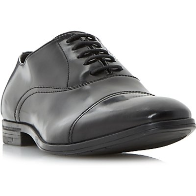 Dune Pall Mall Oxford Shoes, Black
