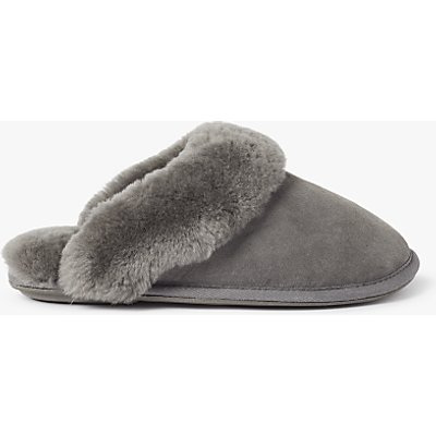 John Lewis Sheepskin Mule Slippers