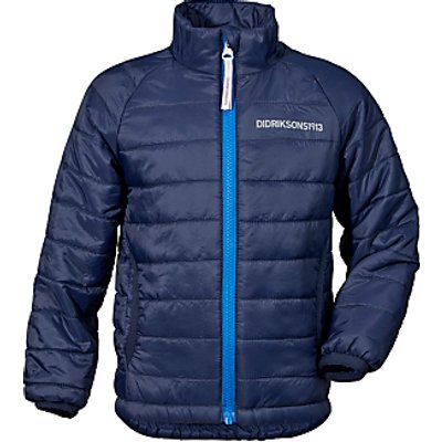 Didriksons Boys' Dundret Light Padded Jacket