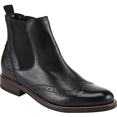 John Lewis Opal Brogue Ankle Boots