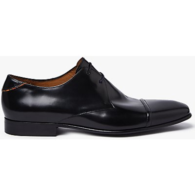 Paul Smith Robin Toe Cap Derby Shoes, Black