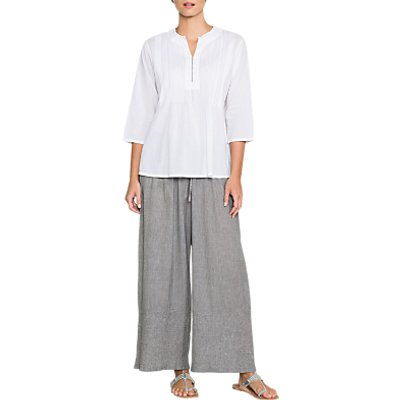 East Delvin Check Trousers, Grey