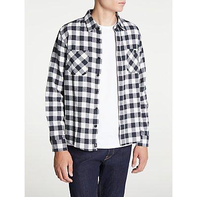 Edwin Labour Shirt, Off White