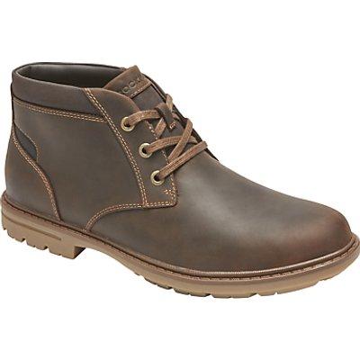 Rockport Rough Bucks Chukka Shoes, Brown
