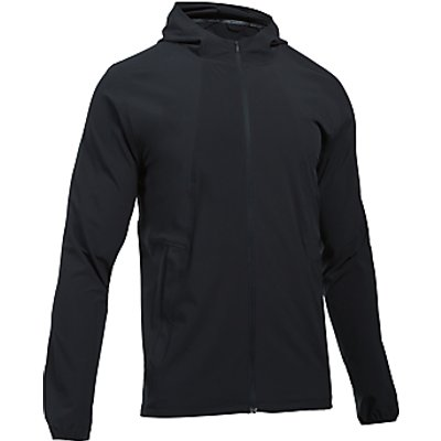 Under Armour Outrun the Storm Running Jacket, Black