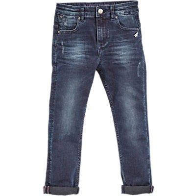 Angel & Rocket Boys' Branded Basic Jeans, Blue