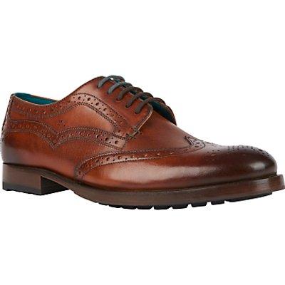Ted Baker Senape Glossy Brogue Shoes
