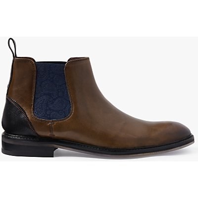 Ted Baker Zilpha Chelsea Boots, Tan