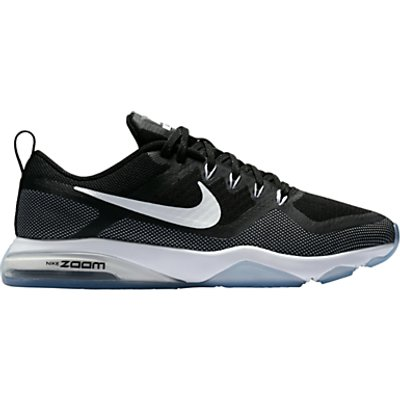 Nike Zoom Fitness Cross Trainers, Black/White