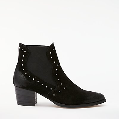 AND/OR Perla Studded Chelsea Boots