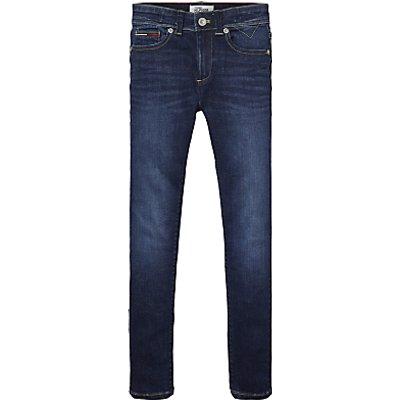 Tommy Hilfiger Boys' Saxton Skinny Jeans, Blue