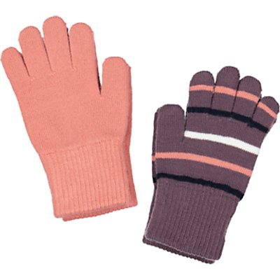 Polarn O. Pyret Children's Gloves, Pack of 2