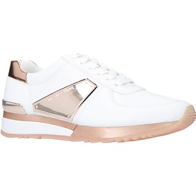 MICHAEL Michael Kors Allie Wrap Flat Trainers