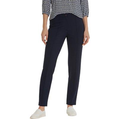 Betty Barclay Jersey Trousers, Dark Sky