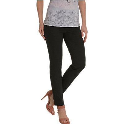 Betty Barclay Slim Trousers, Dark Grey