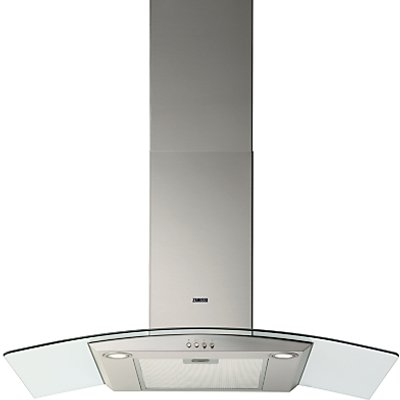 Zanussi ZHC9234X Chimney Cooker Hood  Stainless Steel - 7332543164295