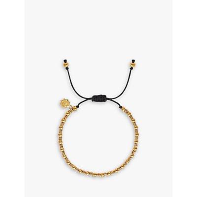 Dower & Hall 18ct Gold Vermeil Misanga Bracelet